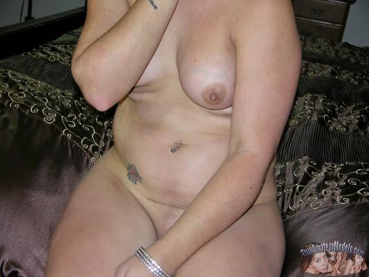 spread nude homemade