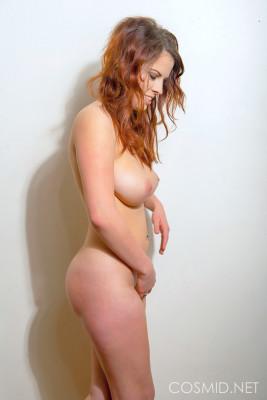 Wpid Curvy Redhead In Her Panties