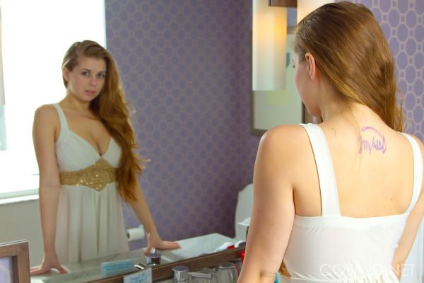 Wpid Undressing In The Bathroom