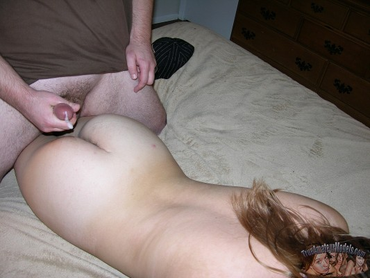 Abby gets her pussy fisted 2